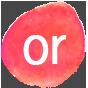 orアイコン