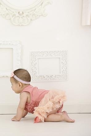 女の子用ベビー服~85cm表紙